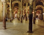 Mezquita moskee in Cordoba